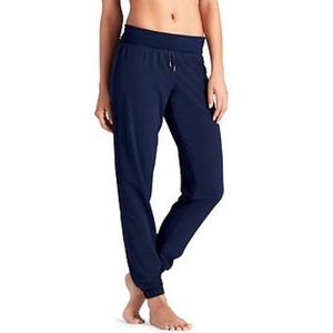 Athleta City Be True Foldover Jogger Pants